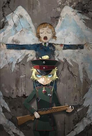 「劇場版 幼女戦記」2月8日公開決定 ターニャからの非常呼集状が付属する前売り券も発売