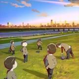 劇場版「おそ松さん」予告&ビジュアルに学生服姿の6つ子登場 19年3月15日公開決定