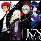 「K SEVEN STORIES」ED主題歌を網羅したangelaのミニアルバム、アートワーク公開
