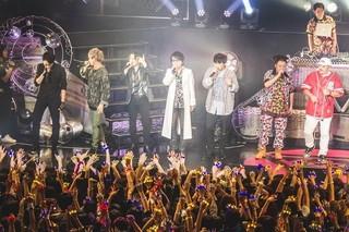 「ヒプノシスマイク」3rdライブが開催(写真:粂井健太)