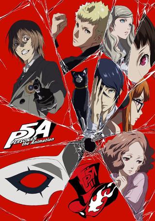 「ペルソナ5」年末特番は12月30日放送 ジョーカー不在のキービジュアル公開