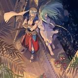 舞台「FGO 絶対魔獣戦線バビロニア」ギルガメッシュとエルキドゥを描いたイメージビジュアル公開