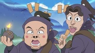 「忍たま乱太郎」×「LIFE!」コラボ実現 内村光良、田中直樹、塚地武雅が「忍たま」に出演