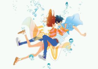 湯浅政明監督「きみと、波にのれたら」19年6月公開 脚本は吉田玲子、音楽は大島ミチル