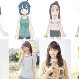 「上野さんは不器用」に戸松遥、佐藤利奈、竹達彩奈、井口裕香が出演 新PVも完成