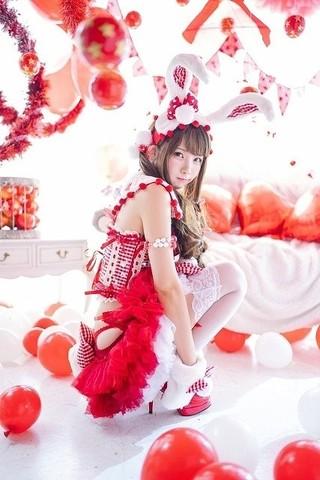 冬コミの写真集「宙飛ぶリンゴ」の衣装を先行公開!