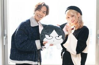 """猫飼い経験のある小野賢章&山崎はるか「同居人はひざ、時々、頭のうえ。」は""""猫あるある""""が満載"""