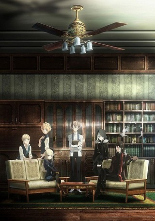 「ロード・エルメロイⅡ世の事件簿」TVアニメ化決定 「Fate/Zero」から10年後、ウェイバーが難事件に挑む