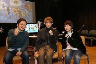 「ONE PIECE」本編&副音声に「V6」三宅健が出演 初挑戦のアニメ声優を田中真弓、山口勝平が絶賛