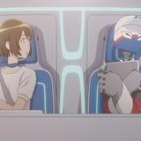 いずみちゃん(左)とアーボット