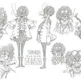 オリジナルキャラのブエナ・フェスタ