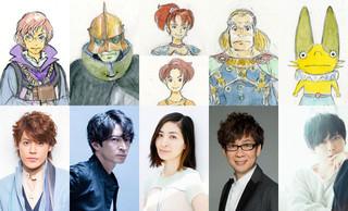 山崎賢人主演のアニメ映画に豪華声優が結集