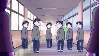 18歳の6つ子たち