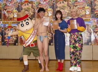 クレヨンしんちゃんの劇場版シリーズ27作目