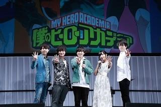 「ヒロアカ」劇場版第2弾が今冬公開!