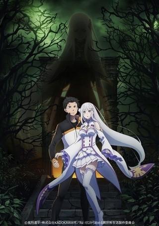 【アニメ】「Re:ゼロから始める異世界生活」第2期製作決定 OVA「氷結の絆」新規映像を使用したPVも公開