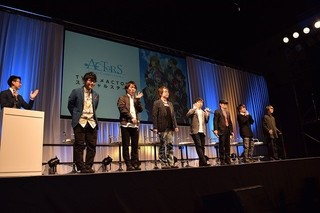 「ACTORS」今秋放送&新キャラに梶原岳人、浦田わたる、保住有哉 アニメ版では1話ごとにボーカル曲挿入