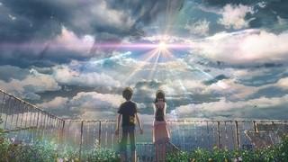 空、雲、光の美しさに目を奪われる 新海誠監督「天気の子」シーンカット先行入手