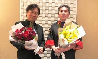 「宇宙戦艦ヤマト2202」続編製作決定 最終上映日に羽原信義監督と福井晴敏が初めての握手