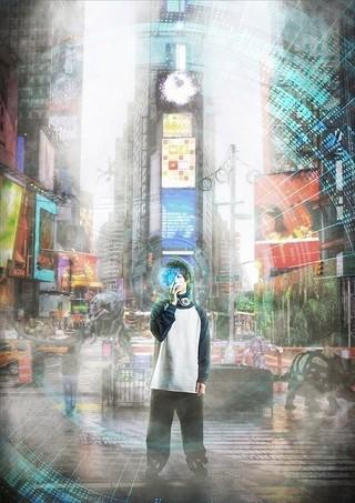 「血界戦線」百瀬朔、岩永洋昭、猪野広樹ら出演で11月に舞台化 ビジュアル完成