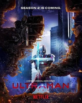 Netflixアニメ「ULTRAMAN」シーズン2制作決定 神山、荒牧両監督がさらなる挑戦に意欲