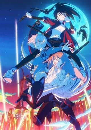 野村和也監督のオリジナル劇場アニメ「BLACKFOX」10月5日公開決定 本編カット到着