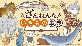 ショートアニメ「ざんねんないきもの事典」新作8エピソードが今夏、Eテレで放送