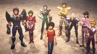 Netflix「聖闘士星矢」OP主題歌は、The Strutsによる「ペガサス幻想」英語カバーに決定