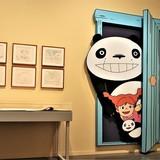 「パンダコパンダ」のレイアウトなど初展示資料が多数
