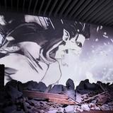 「進撃の巨人展FINAL」開幕 エレンの激闘や最終話の一部を体感できるコーナーなど多彩な展示