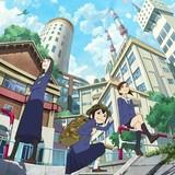 湯浅政明監督「映像研には手を出すな!」20年1月放送予定 新ビジュアル&PV完成