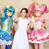 「映画スター☆トゥインクルプリキュア」主題歌は知念里奈 星空刑事メリー・アン役としても出演