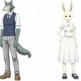 「BEASTARS」オオカミのレゴシ役は小林親弘、ウサギのハル役は千本木彩花が担当