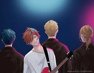 「ギヴン」作中バンドが9月18日にメジャーデビュー ボーカルは主演の矢野奨吾