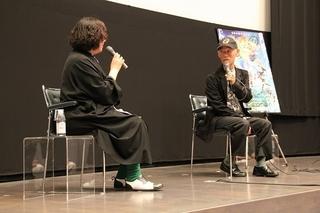 劇場版「Gレコ I」先行上映会に富野由悠季監督が登壇 TV版とは「エンディングに至る道が全然違う」