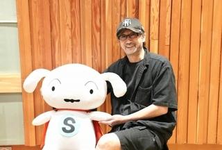 """野原家のシロの""""心の声""""が大塚明夫!?「SUPER SHIRO」で存在感を放つ""""ヒーロー語り""""とは"""