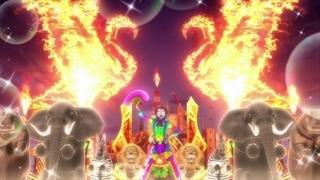 第2位はパワーワードが飛び出した、十王院カケルのステージ!