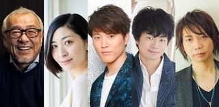 「織田シナモン信長」に中尾隆聖犬、坂犬真綾ら出演 全編実写PVも公開