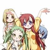 吉本興業協力のアニメ「まえせつ!」大西亜玖璃、大空直美らがお笑い芸人を目指す少女役に