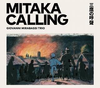 ピアニスト、ジョバンニ・ミラバッシのジブリ楽曲カバーCD発売 ジャケットイラストは宮崎駿