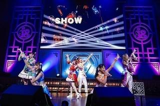 「i☆Ris」7周年記念ライブで4thアルバムのリリース発表 6thライブツアーも開催決定