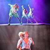 """舞台「さらざんまい」はレオマブダンス、さらっとポーズを完コピ 熱演や映像演出で""""つながり""""表現"""