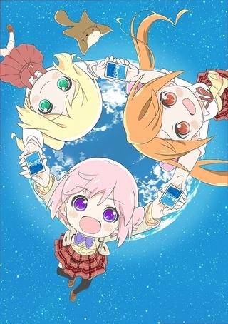 カードゲームを遊ぶ少女たちの日常を描くショートアニメ「りばあす」1月放送開始