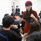 徳井青空、スペシャルセミナーで未来のクリエイターに「いつかいっしょにお仕事できれば」とメッセージ