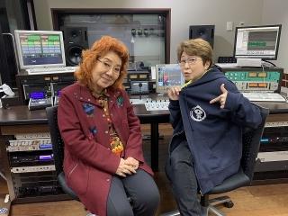 野沢雅子のラジオ番組に田中真弓がゲスト出演 仕事の哲学や「ドラゴンボール」共演秘話を語る