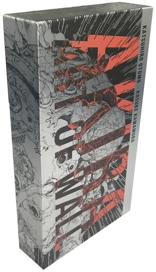 渋谷PARCOの「AKIRA」アートウォールを収録したブックセットが一般発売