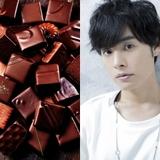 岡本信彦、阪急うめだ本店「バレンタインチョコレート博覧会」とコラボ