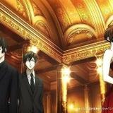 「PSYCHO-PASS」コンサート、主役3人がホールに集まった描き下ろしイラスト公開