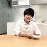 「宝石商リチャード氏の謎鑑定」内田雄馬が作中レシピの再現に挑む実写企画がスタート
