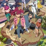 「天晴爛漫!」に櫻井孝宏、杉田智和、興津和幸が出演 キービジュアルや主題歌情報も発表